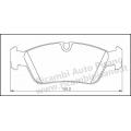 Serie Pastiglie Freno Anteriori BMW Serie 1 120i / 120d - Serie 3 318i / 318d / 320i