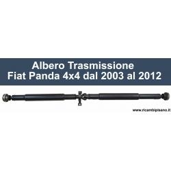 Albero Trasmissione Completo Fiat Panda 4x4 dal 2003 al 2012