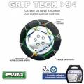 Coppia Catene da Neve Cora Grip Tech 9 mm gruppo 8