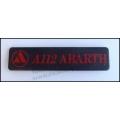 Fregio A112 Abarth