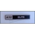 Fregio Laterale A112 Elite