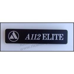Fregio Posteriore A112 Elite