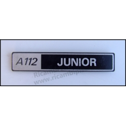 Fregio Laterale A112 Junior
